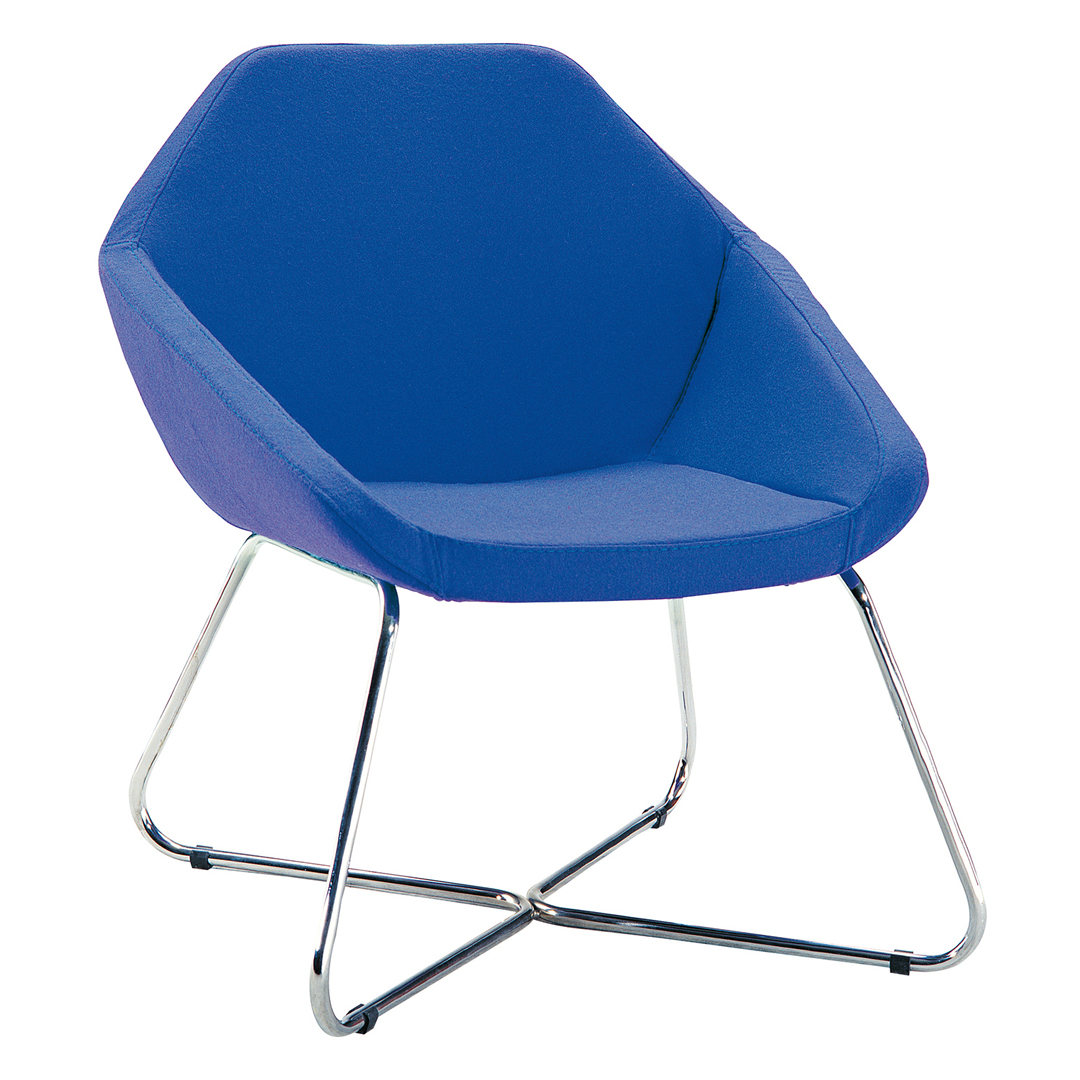 Office armchair Diagonal