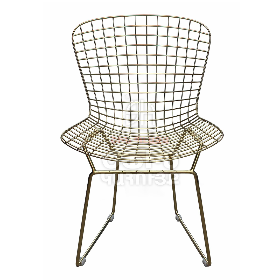 Cafe chair Bertoia